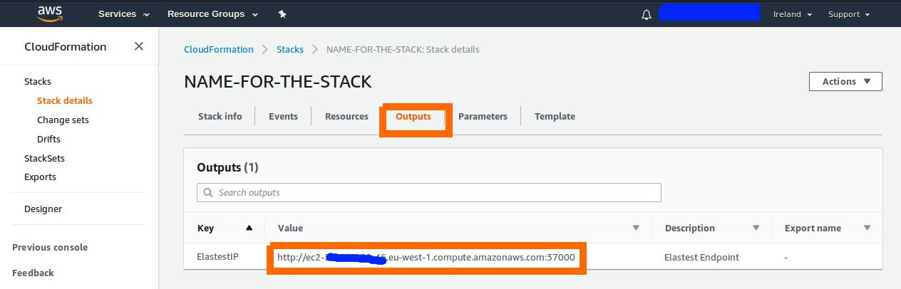 Elastest Documentation - Amazon Web Services
